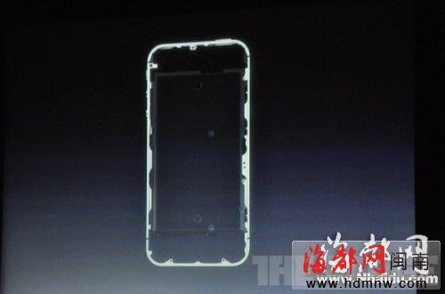 iPhone 4S采用双天线设计将终结信号门图片