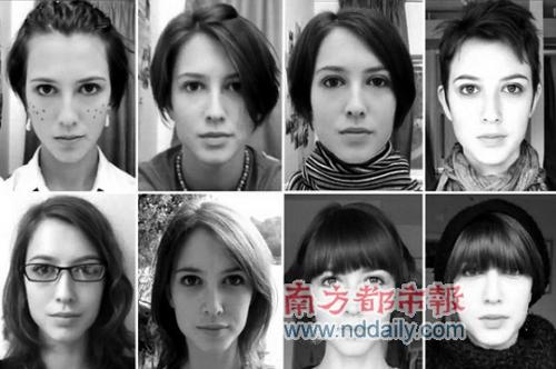 美女4年半每天自拍 记录从青涩向成熟的变迁 闽南网