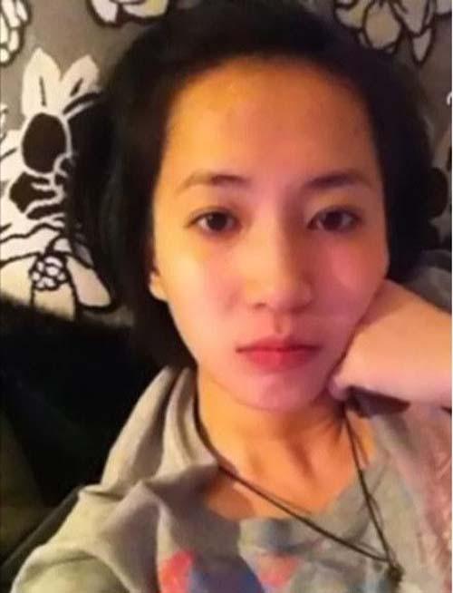 曝齐秦28岁美娇妻私房照 皮肤白皙眼睛勾魂