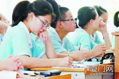 厦门一中今年高考本一上线率超92%