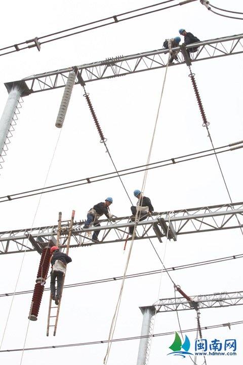 """泉州电业局基础设施建设步入""""智能""""时代"""