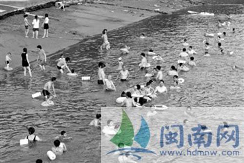 公开水域游泳需注意安全