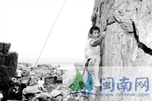 攀岩活动需要监管