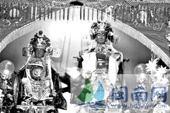 雷海青神像