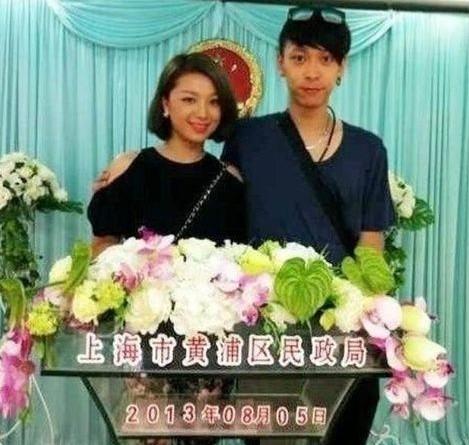 叶晶晶个人资料照片 与歌手俞思远结婚(图)图片