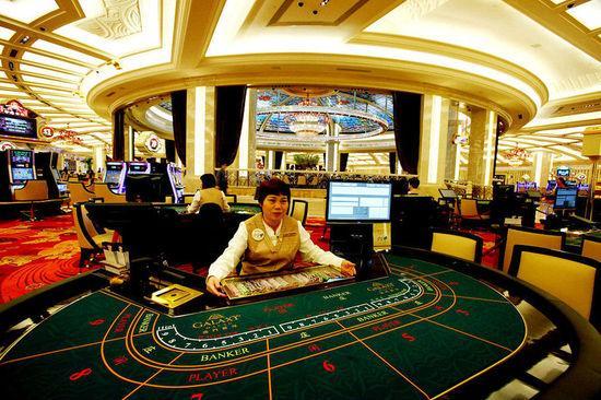 银河娱乐集团旗下赌场