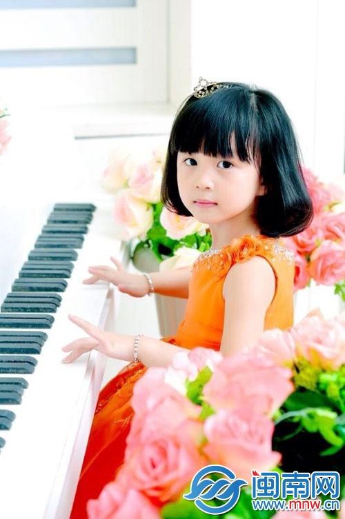 可爱公主陈嘉妮