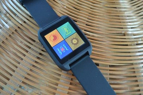 智器zwatch平民化智能手表测评