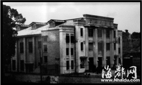 福州57年历史老影院或被拆除 市民呼吁原貌保护