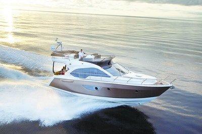 第六届国际游艇展周五举行 顶尖游艇领军企业云集鹭岛