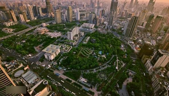 上海城市景色