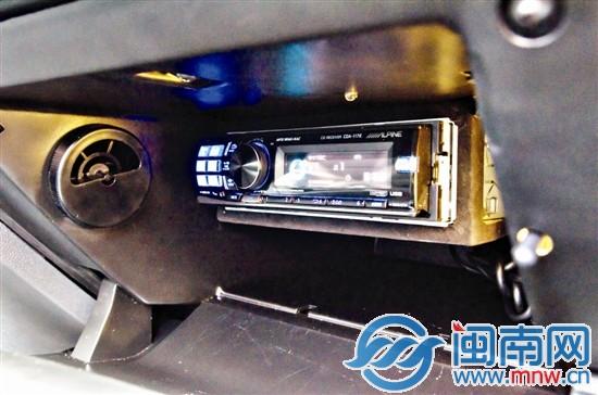 东风标致508轿车音响改装案例