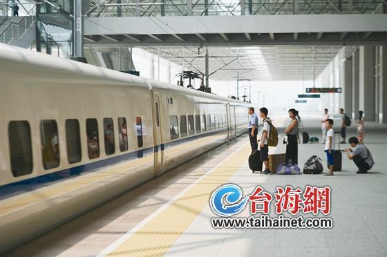 漳州站成厦深铁路枢纽站 漳州路段长134.6公里