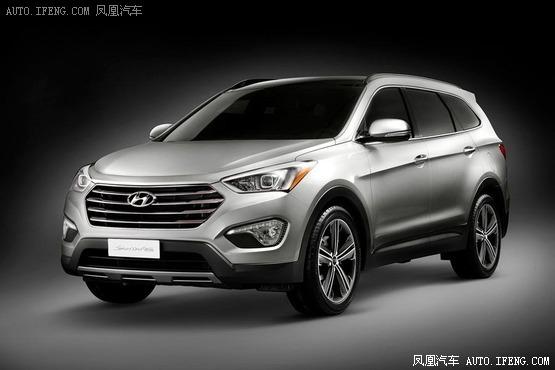 还将推出加长版7座圣达菲(国内称:新胜达),新车起售价定在了45,600