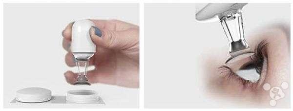 新隐形眼镜佩戴助手 使佩戴过程变得更简单卫生