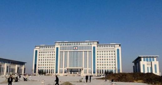 黑龙江省海伦市政府在哈尔滨召开