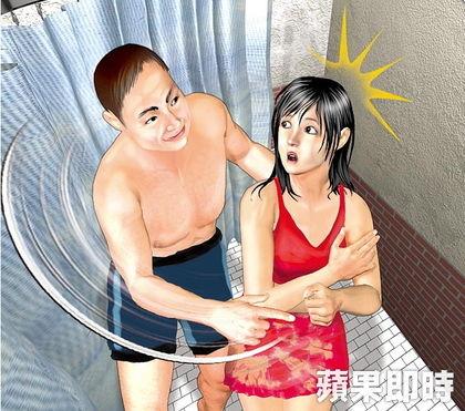 什么样的女人逼逼大_台色狼老师强脱14岁女生泳衣 摸下体逼其口交