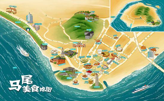 福州《马尾美食地图》新鲜出炉(图)
