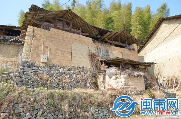 寿宁500多年历史的牛替村(图)