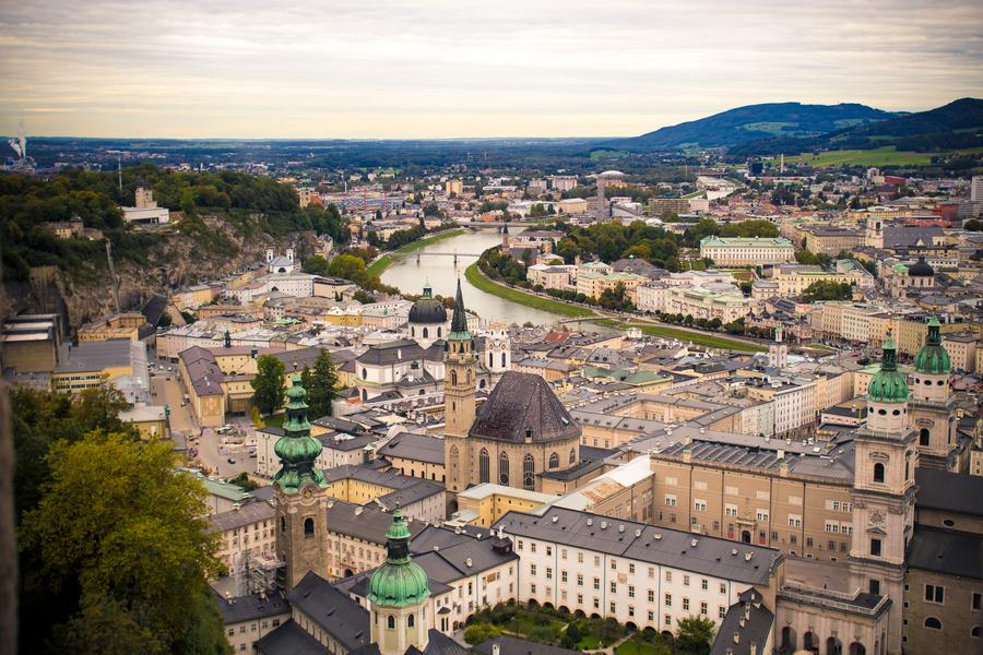 奥地利维也纳连续四次蝉联全球生活质量最高城市