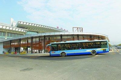 BRT厦门北站新站点基本完工高架桥增设消防栓