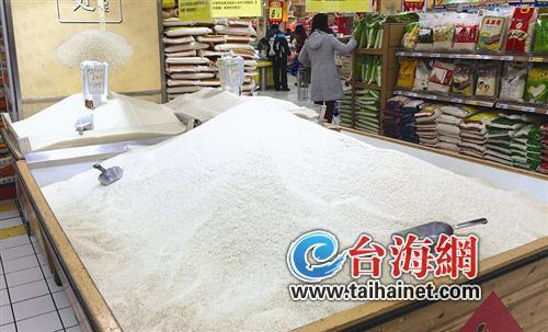 厦门大米批发价悄悄上涨物流成本提升推高批发价
