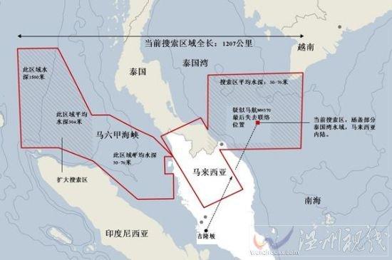 马六甲城市地图