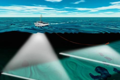 通过声纳水下搜索找到坠海的马航失联飞机靠谱可行吗?