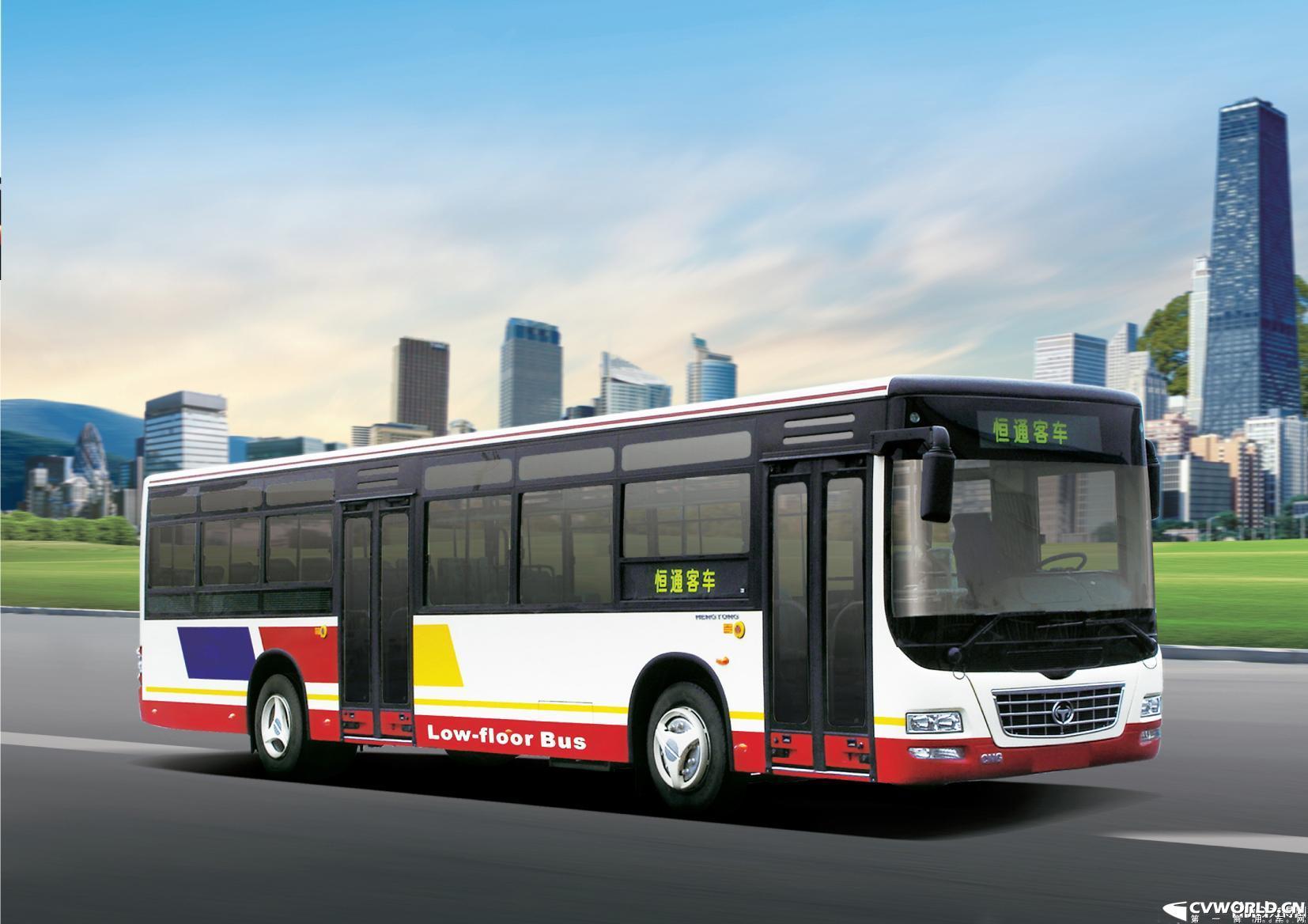 漳浦县天然气动力环保公交车投用 分3路和8路公交线