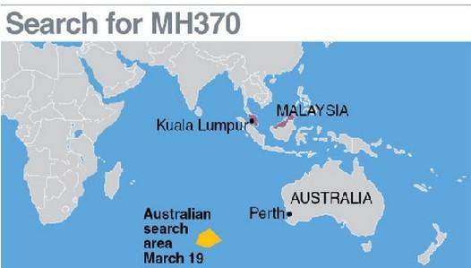 澳大利亚猎户座飞机简介 一架飞机已抵达相关区域