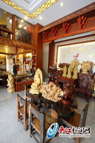 东石木雕工艺传承至今已有几百历史