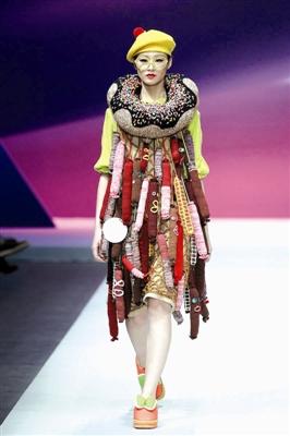 中国针织时装设计大赛落幕 石狮引进人才摘大奖