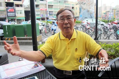台湾统派团体表示学运最姑息养奸的就是王金平-闽南 ...