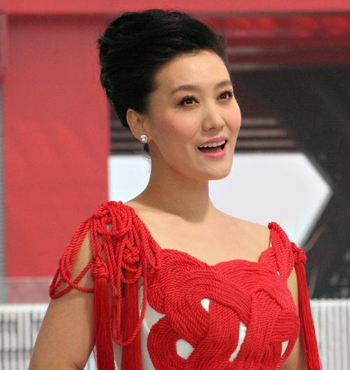 山西籍著名女歌手谭晶简历资料 唱《乔家大院》主题曲