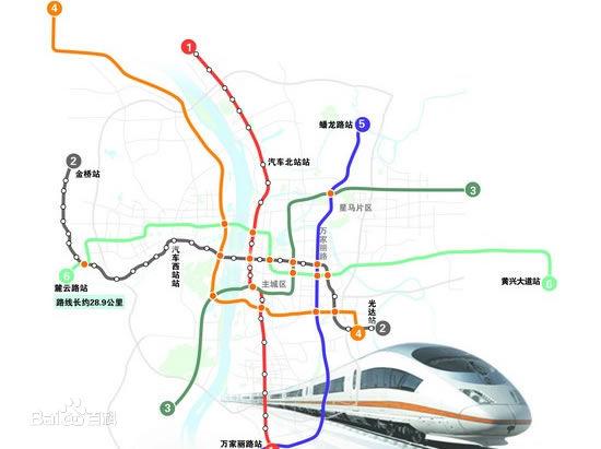长沙火车南站西广场_长沙地铁2号线正式通车运营 站点路线图及乘坐攻略-闽南网