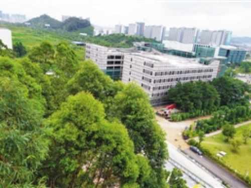 香港中文大学深圳校区简介 学费每年约9.5万[图]