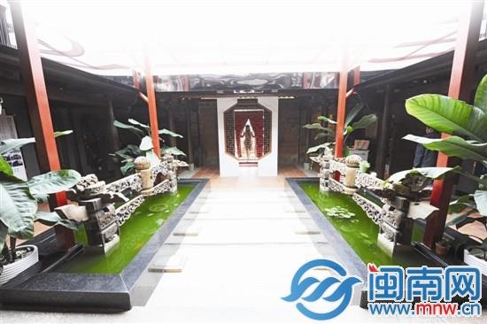 晋江五店市 引领文化慢生活 悠然心静的所在