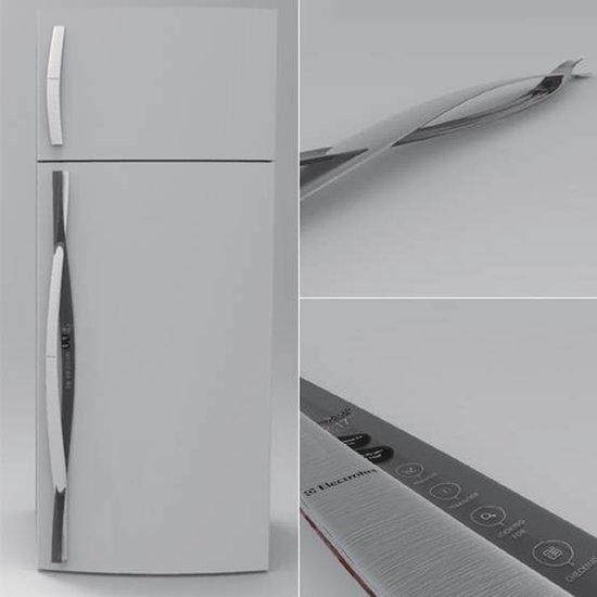 foodplus智能冰箱设计 可告知用户库存及食物是否变质