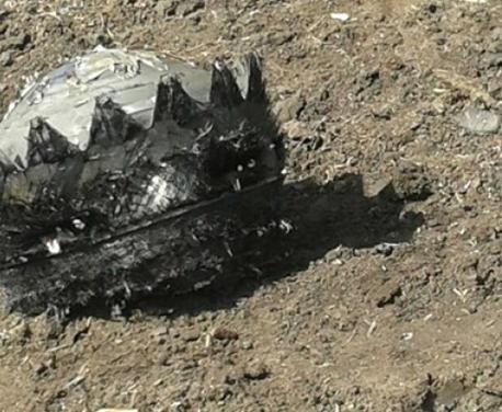 三个不明飞行物坠入黑龙江依安和