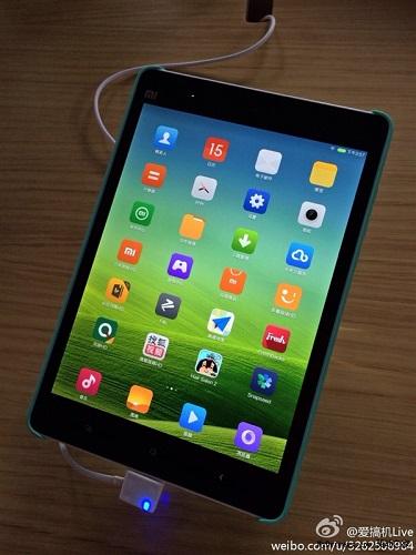 小米首款平板电脑mi pad发布 7.9英寸wifi版