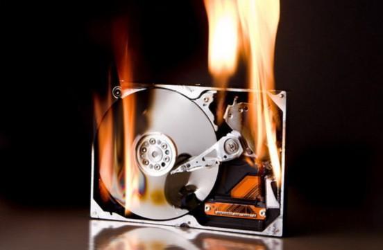 终极方案:完全摧毁硬盘