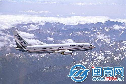 波音737 800参数