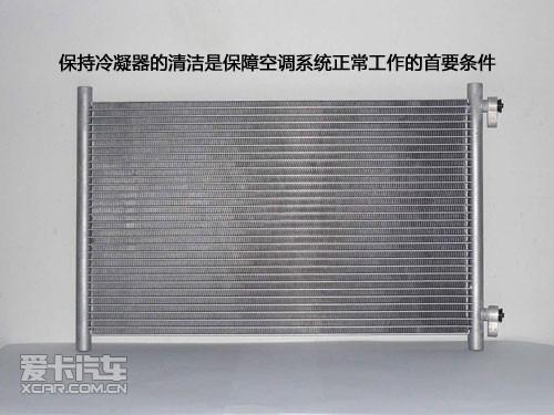 汽车 资讯 正文    冷凝器是决定空调制冷效果的重要部件之一,由于