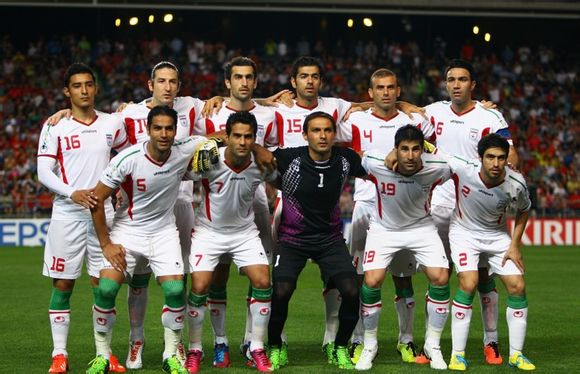 2014世界杯伊朗国家队23人大名单主力阵容(图