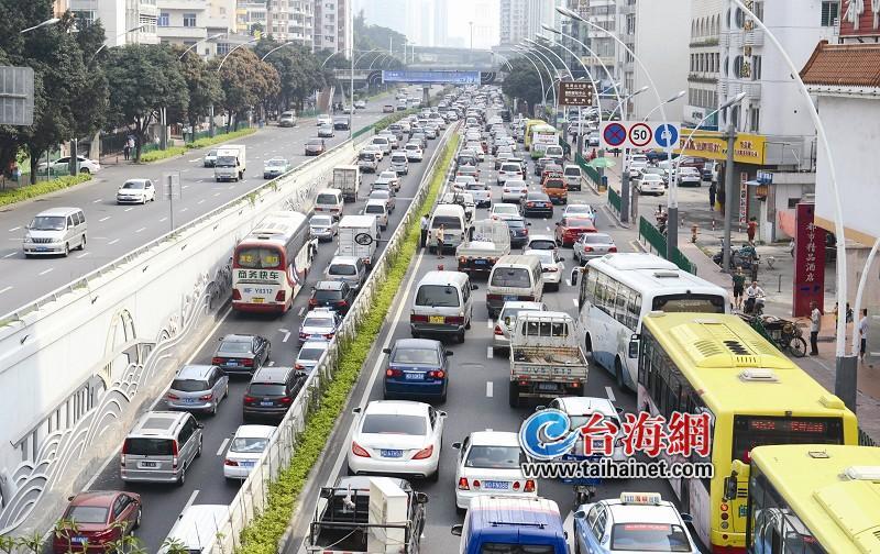 5月份厦门新增小型汽车1.3万辆机动车总保有量破110万辆
