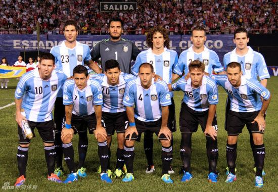2014世界杯尼日利亚VS阿根廷比分预测 历史战绩分析