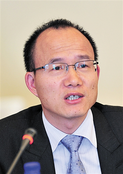 复星集团董事长郭广昌力挺马云 给他多点时间多点宽容