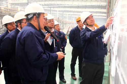 广汽吉奥生产线