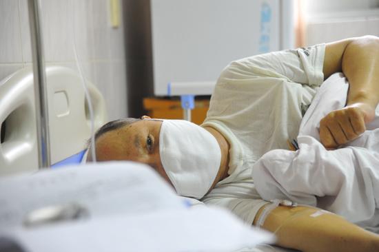 南安新营中学老校长患白血病 急需A型血小板