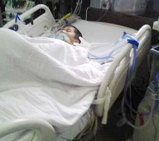 洛江11岁男孩多器官衰竭 欲放弃治病留钱给妈买衣服
